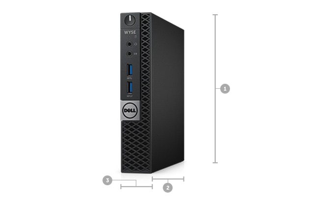 Wyse 7040 Thin Client Ultra Safe Cloud Driven Computing