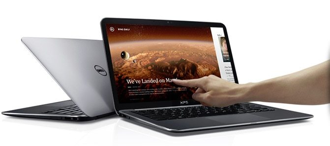 XPS 13 Ultrabook with Optional Touch Screen Details | Dell