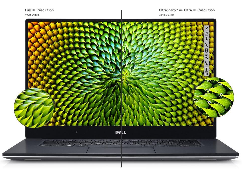 Dell XPS 15-9570 i7 8750H/ 32GB/ 1TB SSD Pcie/ Vga GTX1050ti
