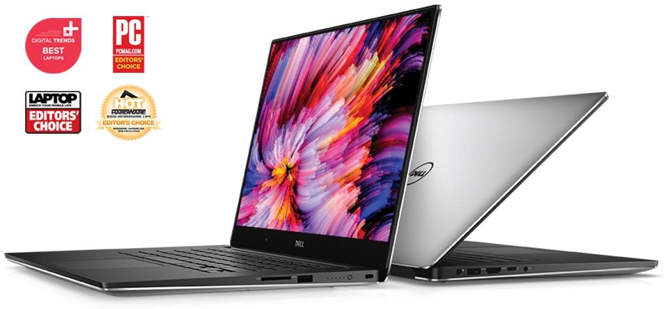 Dell-XPS 15 9560 (Intel® Core™ i7-7700HQ - 16GB - 512GB SSD - NVIDIA  GeForce GTX 1050 4GB - 15 6