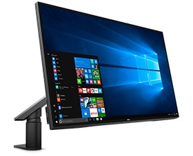 Dell UltraSharp 27 InfinityEdge Monitor with Arm | U2717DA