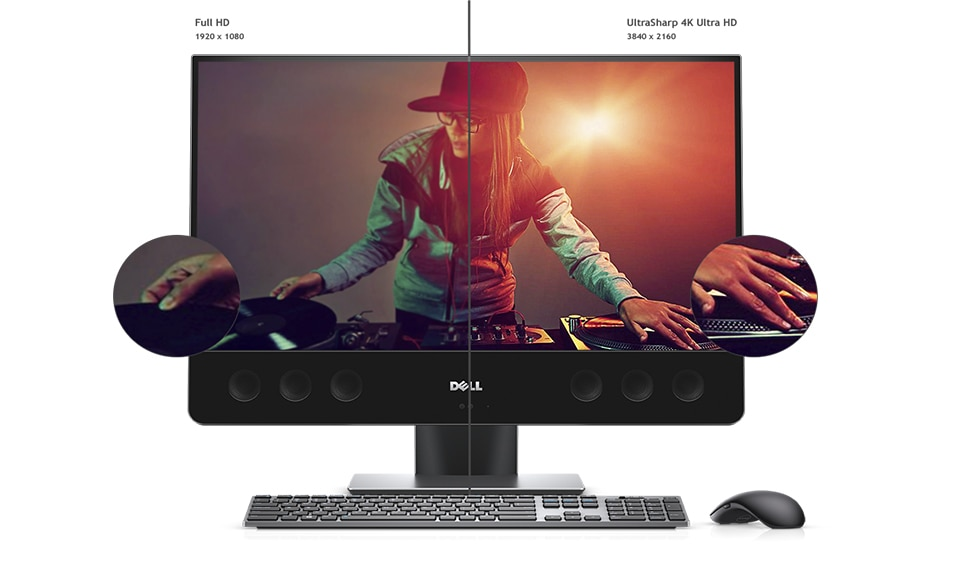 Xps 27 Inch 7760 All In One Desktop Computer Dell United States