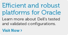 Oracle tested and validated configurations