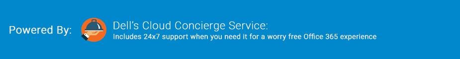 Dell Cloud Concierge