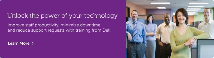 Dell IT Professional and End User Training