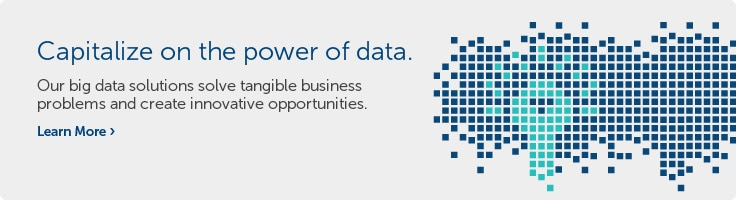 capitalize on the power of data