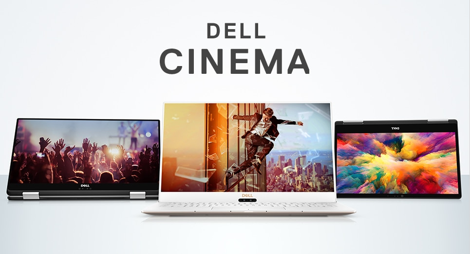 Video: Dell Cinema (CinemaColor/CinemaSound/CinemaStream)  1:13