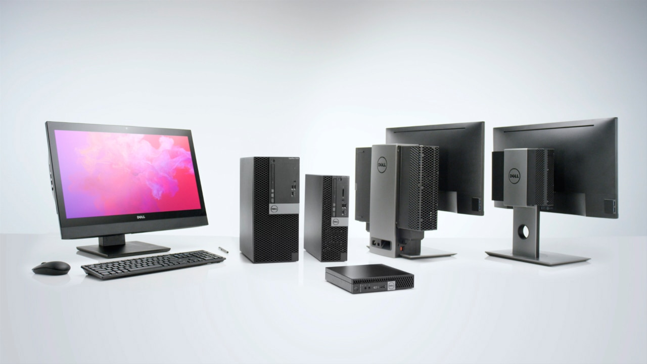 Die neuen Desktop-PCs und All-in-One Systeme der OptiPlex 7000 Serie (2017)  93