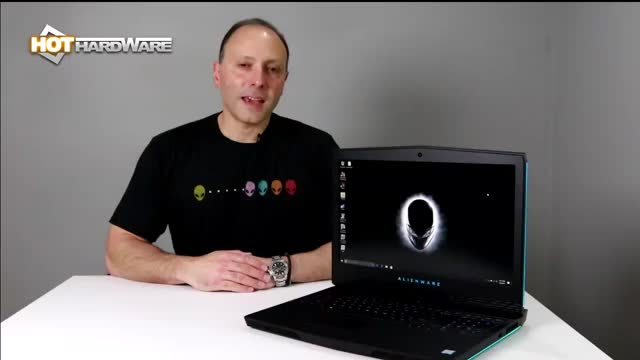 Hot Hardware Video Review of the Alienware 17 Gaming Laptop 576