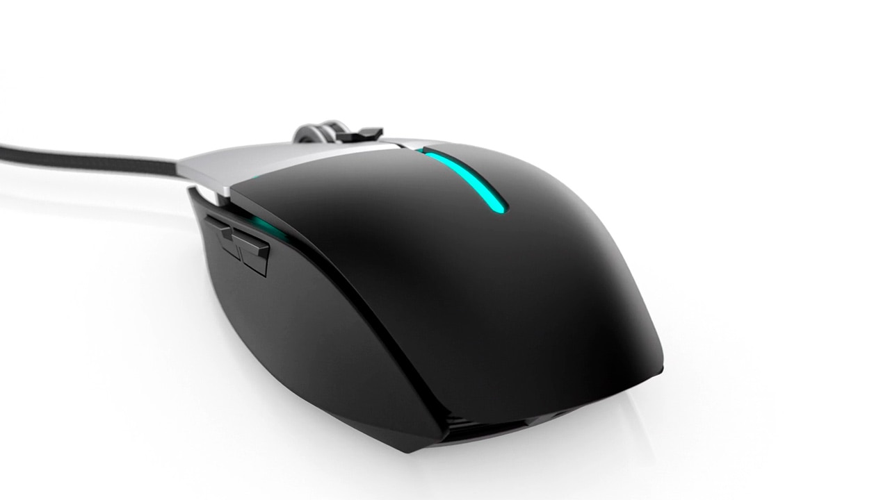 Alienware Elite Gaming Mouse AW959: Up Close 44