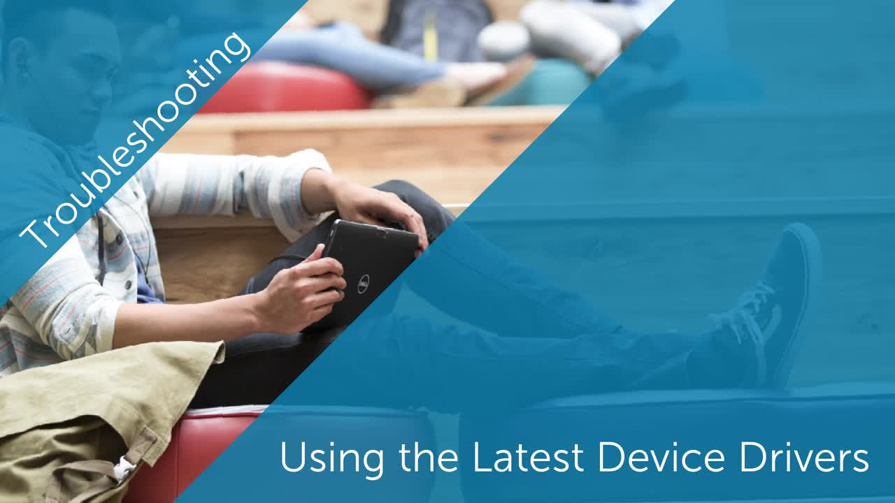Using the Latest Device Drivers