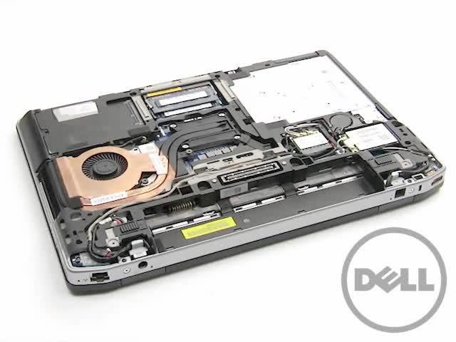 Latitude E6430 ATG: CMOS Battery Removal | Dell