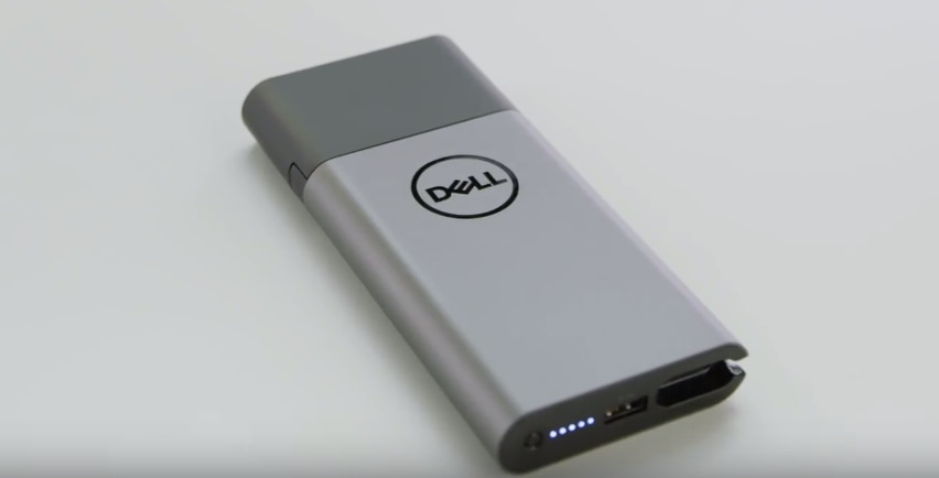 Dell Hybrid Power Adapter + Power Bank  57