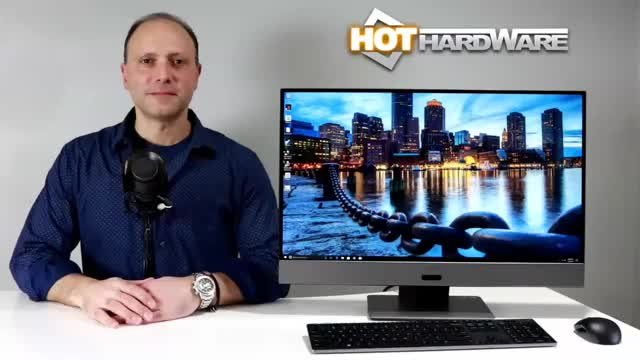HotHardware Video Review of the Dell Inspiron 27 7000 AIO