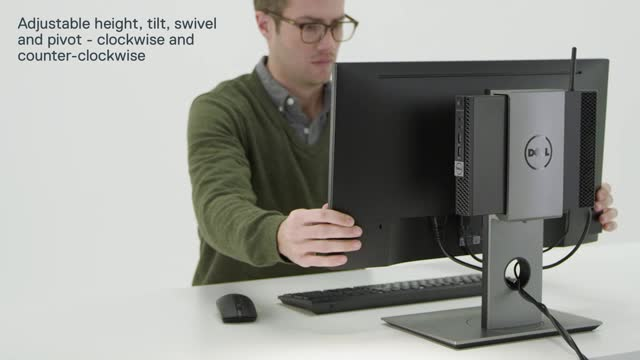 Dell Micro All-in-One Stand - MFS18  43