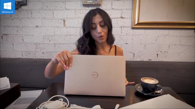 Microsoft's unboxing of the Dell XPS 13 9370 67