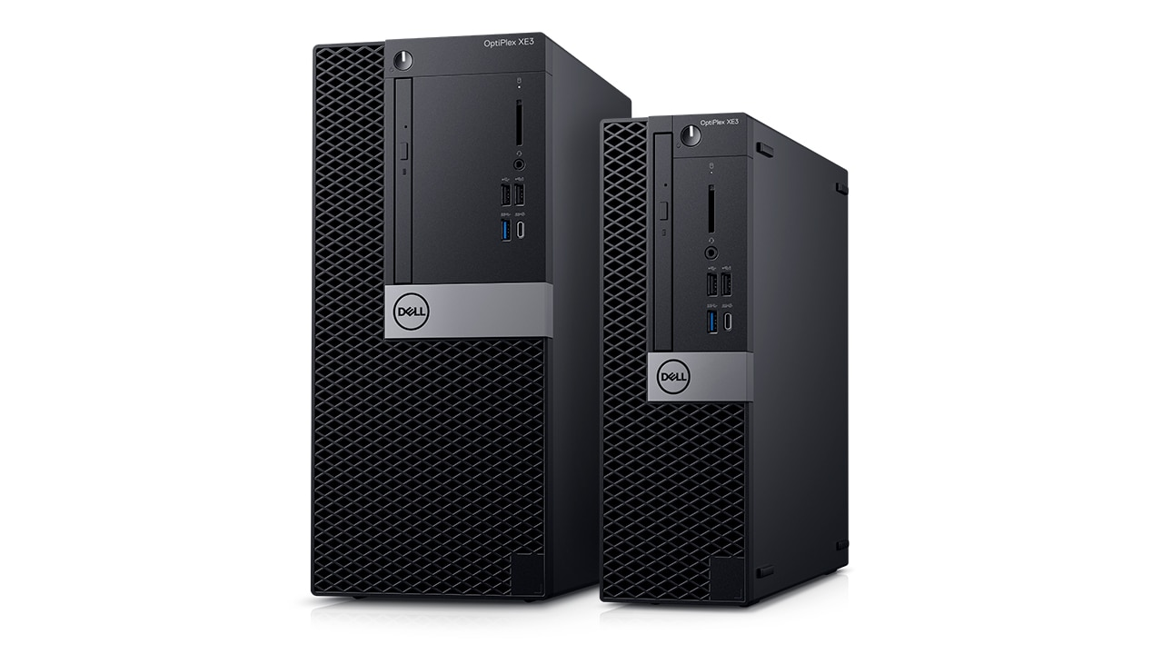 OptiPlex XE3: 2018 Product Overview  43