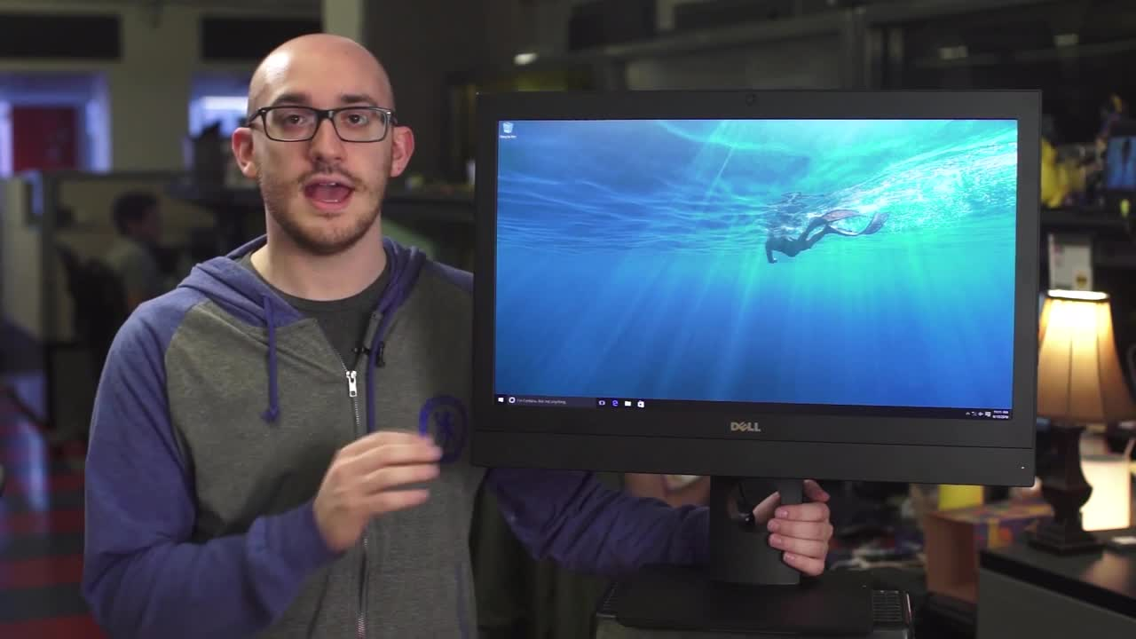 PCMag Video Review of the Dell Optiplex 7440 89