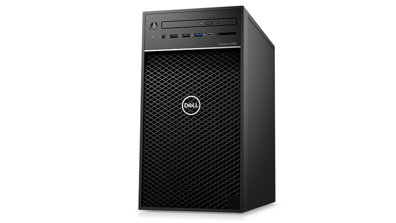 Información general del producto: Dell Precision 3630 Tower (2018)  0