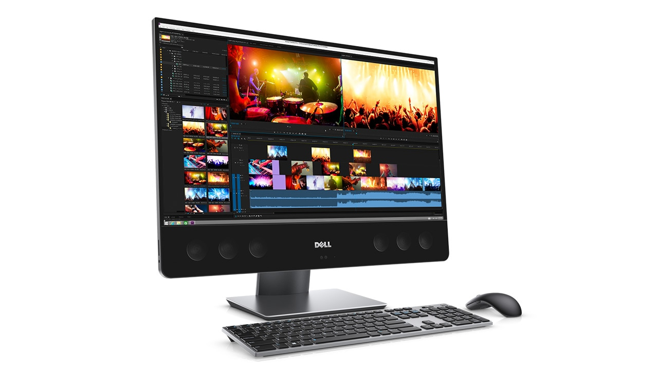 Dell Precision 5720 All-in-One (2017) Product Overview  48