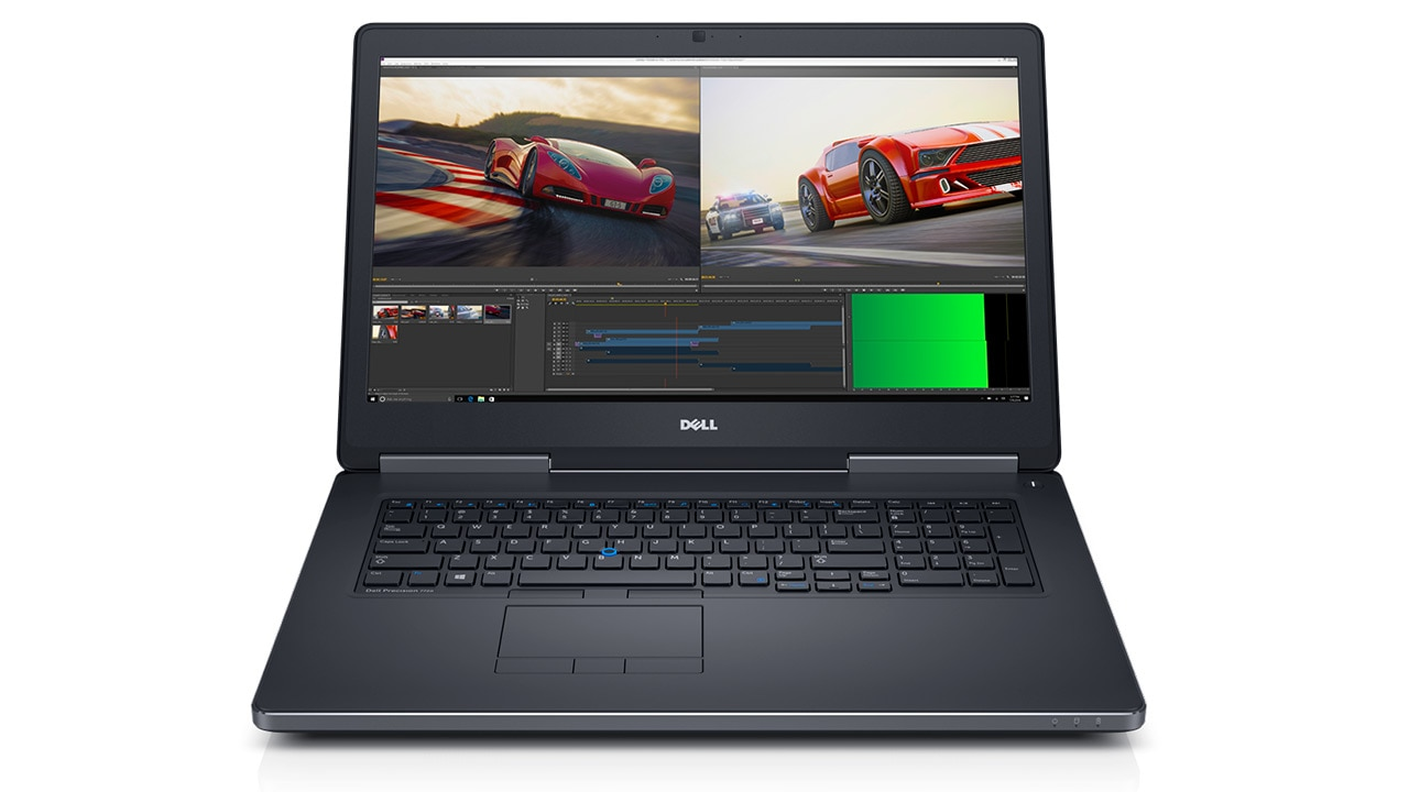 Dell Precision 7720 & 7520 Mobile Workstation (2017)