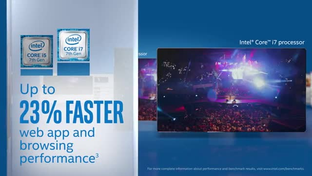Intel 7th Gen Core i5 to Core i7 Upgrade - Video 53