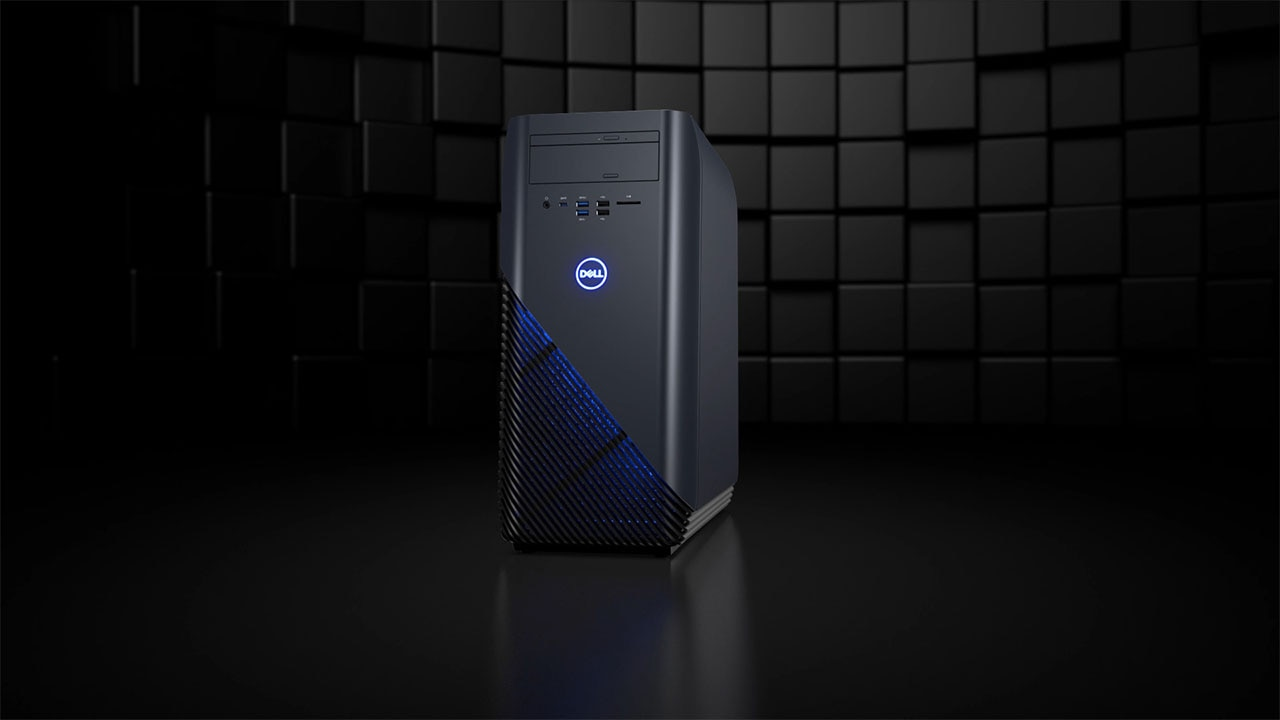 The Inspiron Gaming Desktop. Designed to Change the Game. 50