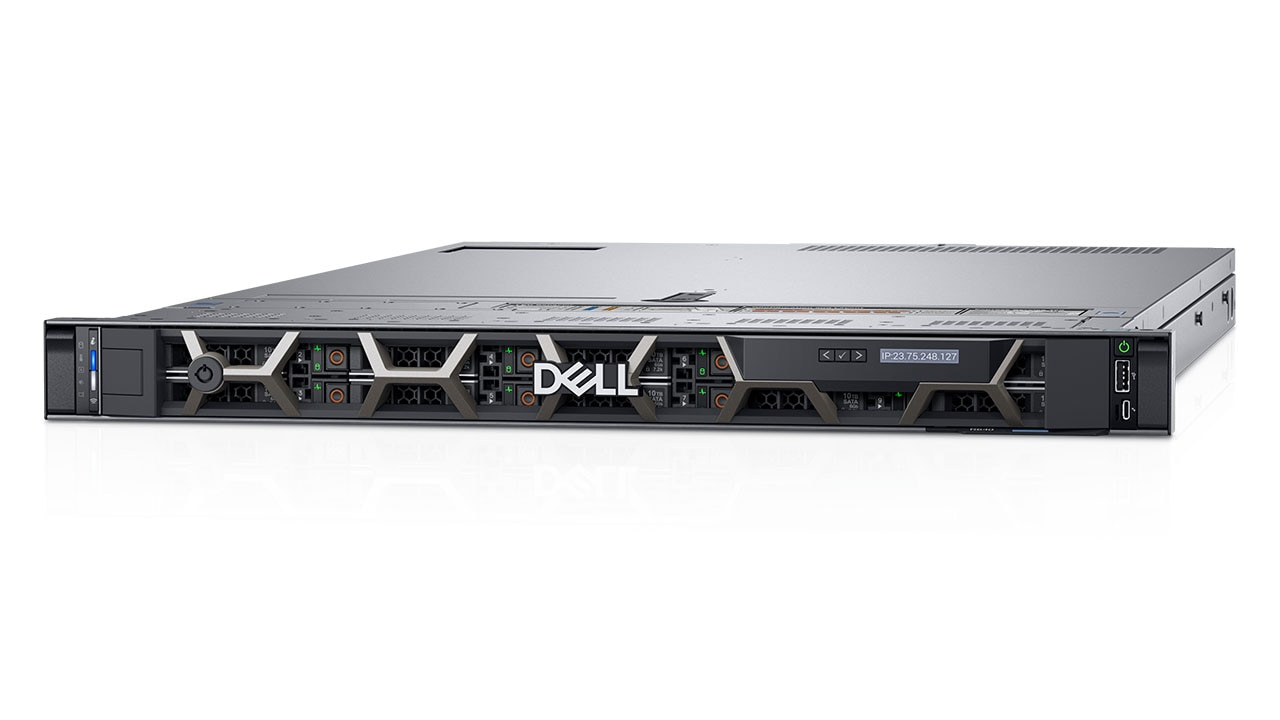 The PowerEdge R640 Rack Server