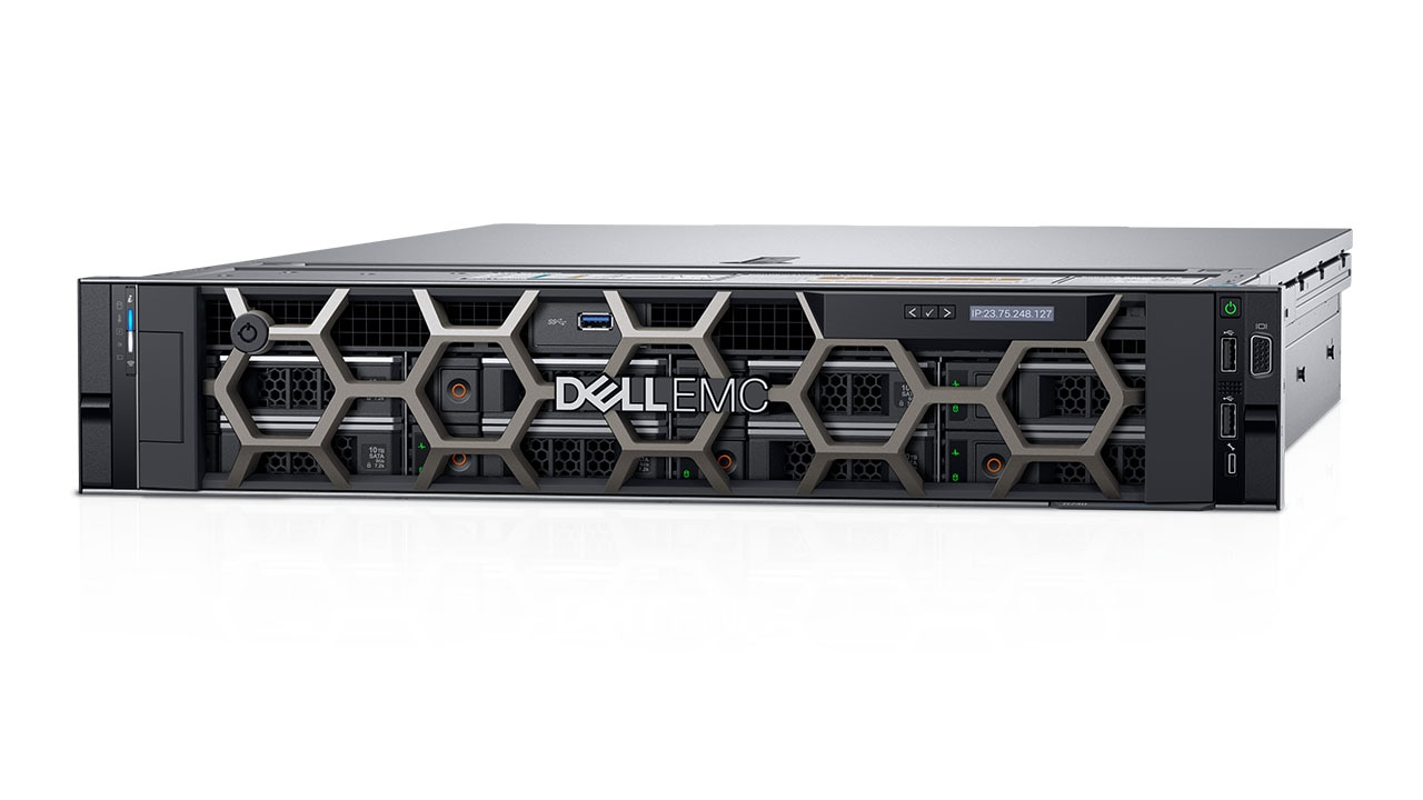 The PowerEdge R740 Rack Server
