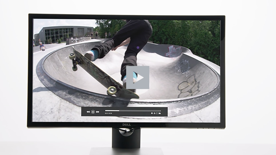 Dell 28 Ultra HD 4K Monitor - S2817Q  69
