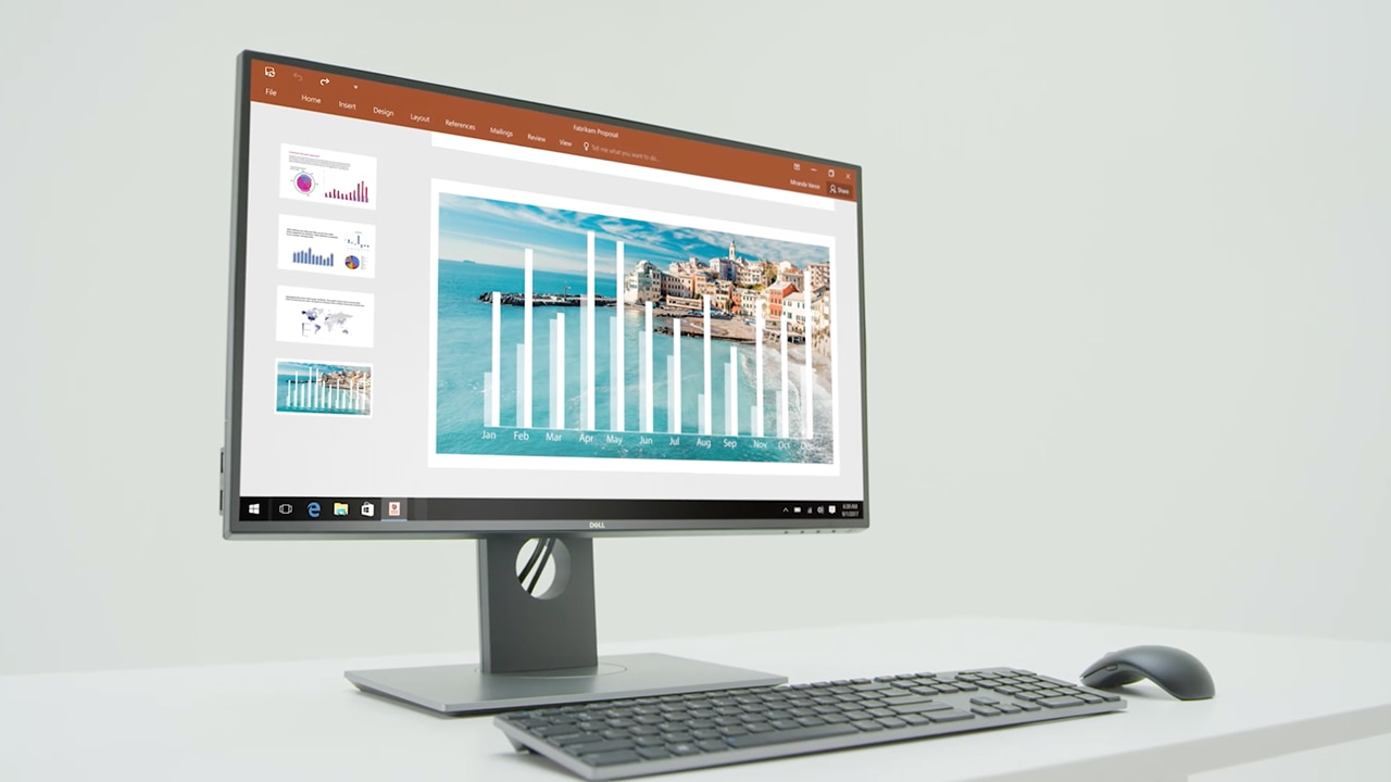 Dell UltraSharp 25 Monitor - U2518D 94
