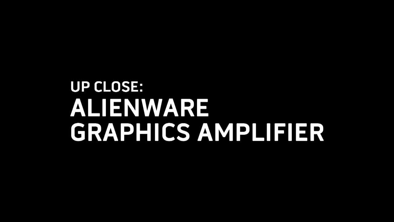 Up Close: Alienware Graphics Amplifier  137