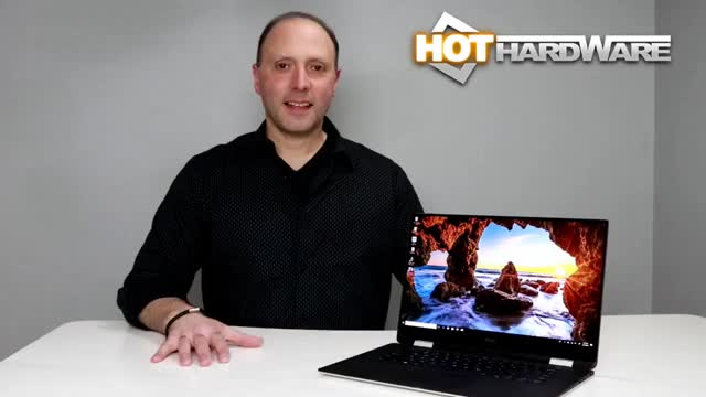 HotHardware Review: Most Powerful Convertible Laptop  457