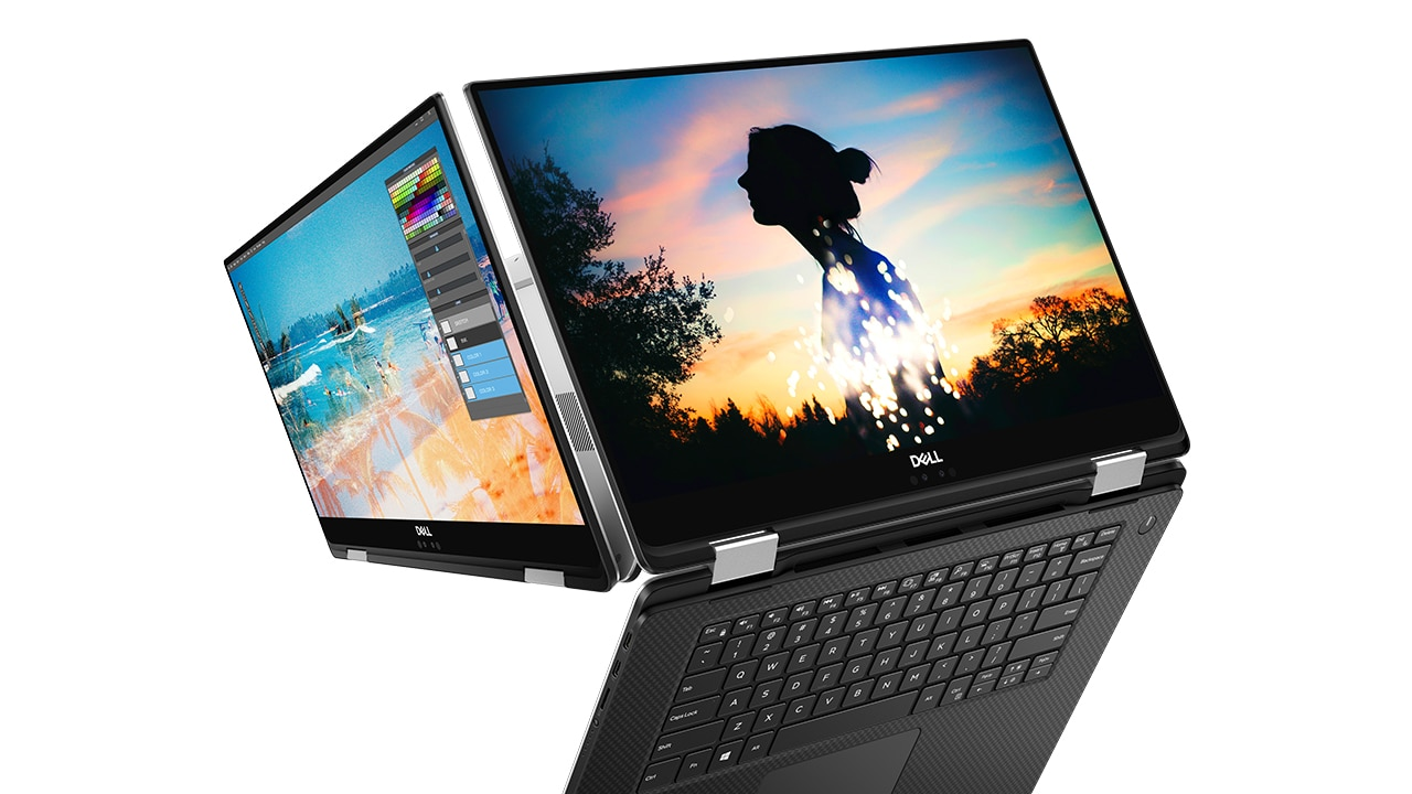 Dell XPS 15 2-in-1 (2018) Product Overview 63