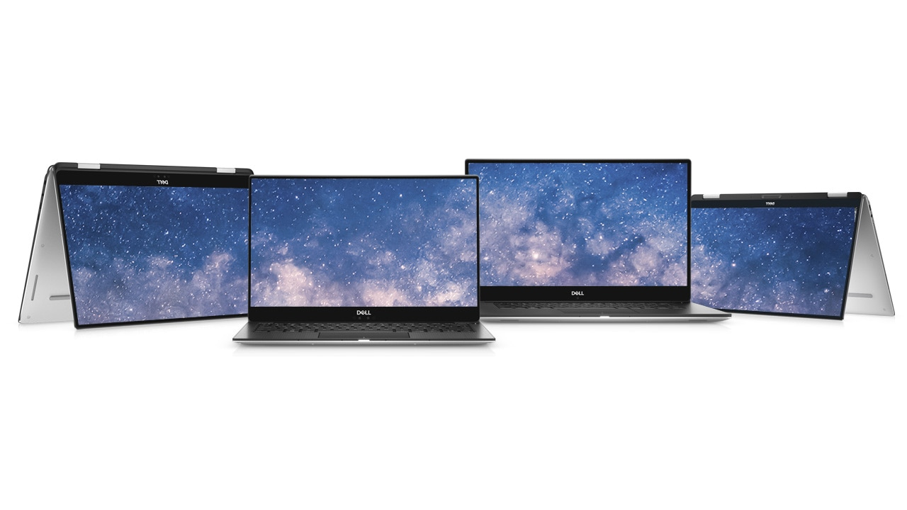 Meet the Dell XPS Laptop Family (2018) 66