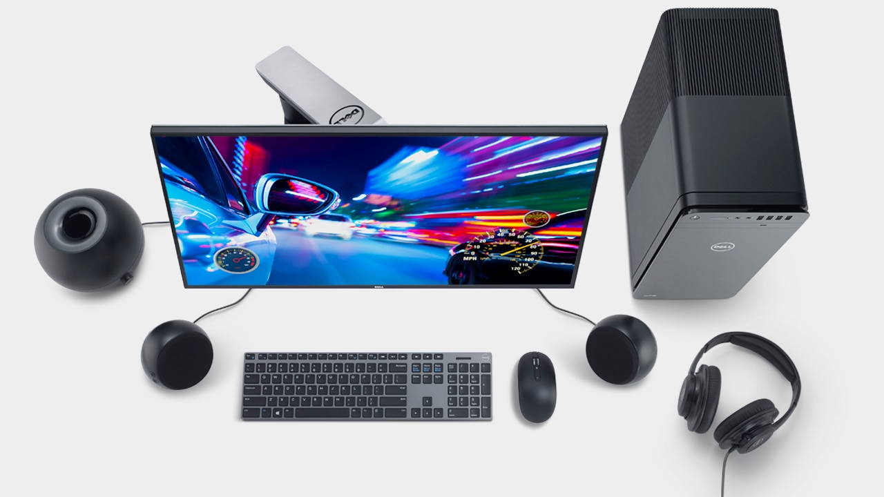 Accessories for Dell XPS Tower  73