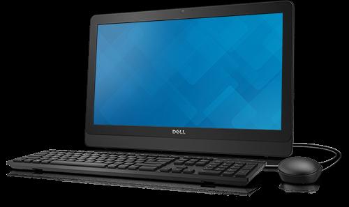 Dell Inspiron 20 3000 Series Non Touch in Black SMI3052W10S8116PTB2