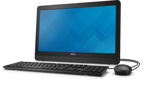 Dell Inspiron 20 3000 Series All in One Desktop SMI3064W10HS903
