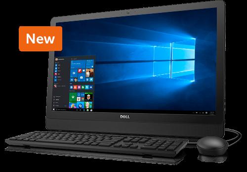 Dell Inspiron 24 3000 Series SMI3452W10B409