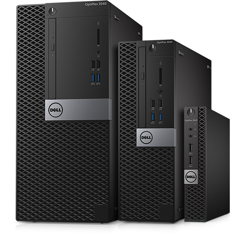 Dell OptiPlex 3040 Small Form Factor - S107O3040SFFUSDAT