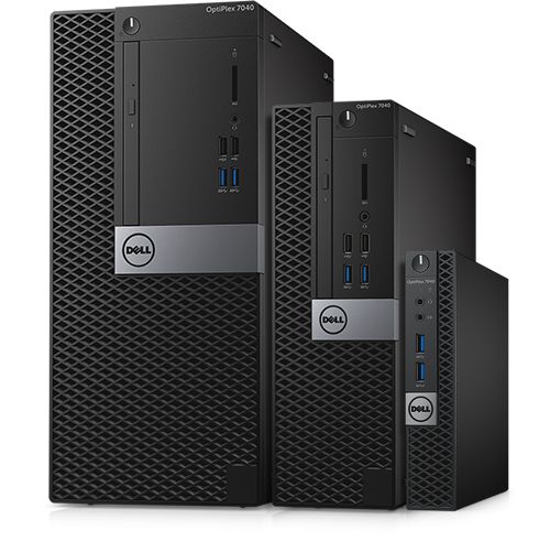 Dell OptiPlex 7040 Small Form Factor - CTO01AO7040SFFUS