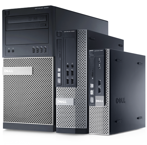 Dell OptiPlex 9020 Mini Tower - CAO9020MTW7PF01