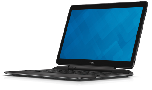 Dell Latitude 13 7000 Series 2-in-1 PC - SML7350W8P003