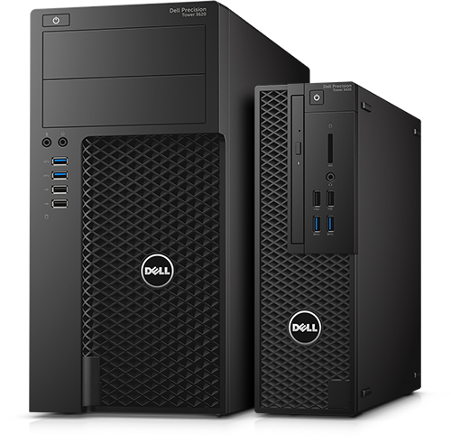 Dell Precision Tower 3000 Series (3620) - XCTOP3620MTUSDCO