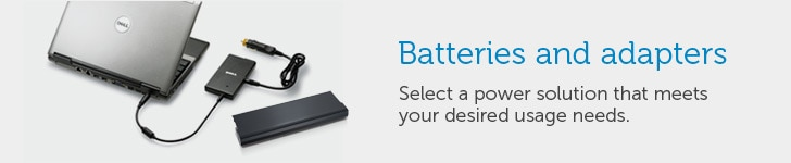 Batteries and Adapters